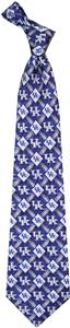 Eagles Wings NCAA Kentucky Wildcats Pattern 3 Tie