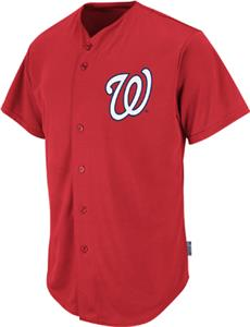MLB Cool Base Washington Nationals Baseball Jersey