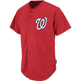 MLB Cool Base Washington Nationals Baseball Jersey