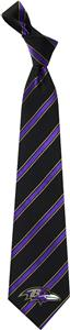 Eagles Wings NFL Baltimore Ravens Woven Poly 1 Tie