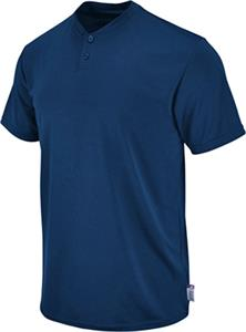 Cooperstown Cool Base 2-Button Blank Jersey