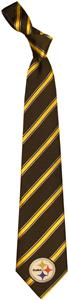 Eagles Wings NFL Steelers Woven Poly 1 Tie