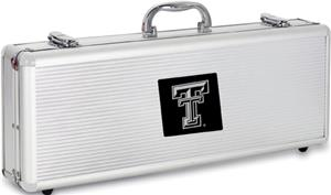 Picnic Time Texas Tech Red Raiders Fiero BBQ Set