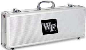 Picnic Time Wake Forest University Fiero BBQ Set