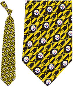 Eagles Wings NFL Pittsburgh Steelers Nexus Tie