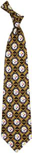 Eagles Wings NFL Pittsburgh Steelers Pattern 3 Tie