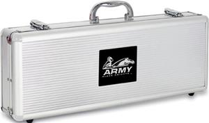 Picnic Time US Military Academy Army Fiero BBQ Set