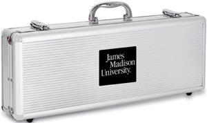 Picnic Time James Madison University Fiero BBQ Set
