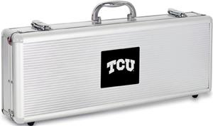 Picnic Time Texas Christian Univ. Fiero BBQ Set