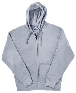 J America Cloud Full Zip Fleece Hoodie