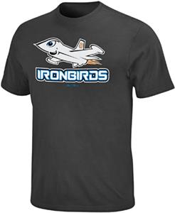 Minor League Aberdeen Ironbirds Crewneck Jersey