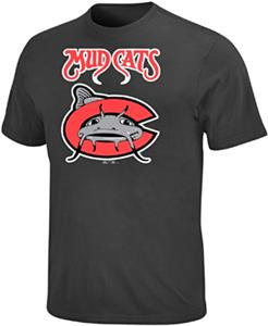 Minor League Carolina Mudcats Crewneck Jersey