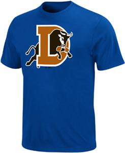 Minor League Durham Bulls Crewneck Baseball Jersey