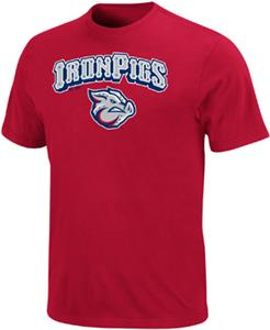 Minor League Lehigh Valley Iron Pigs Jersey