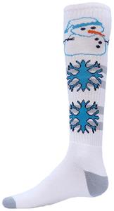 Red Lion Snowman Athletic Socks