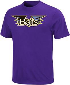 Minor League Louisville Bats Crewneck Jersey