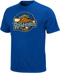 Minor League Midland Rockhounds Crewneck Jersey