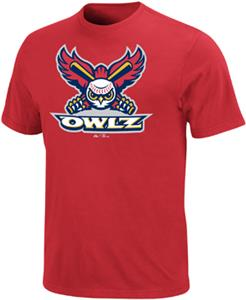 Minor League Orem Owlz Crewneck Baseball Jersey