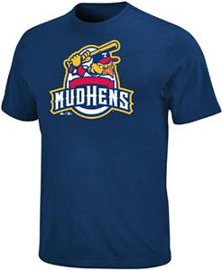 Minor League Toledo Mud Hens Crewneck Jersey 