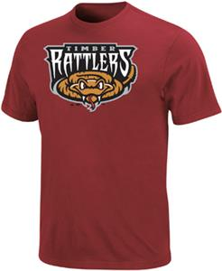 Minor League Wisconsin Timber Rattlers Crewneck