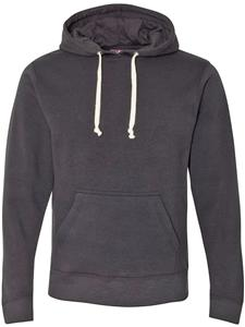 J America Tri-Blend Pullover Fleece Hoodie