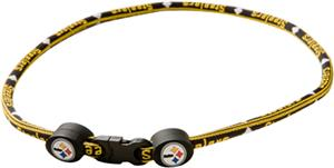 Eagles Wings NFL Steelers Titanium Sport Necklaces