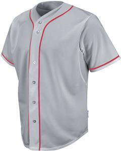 MLB Cool Base HD Blank Braided Baseball Jersey