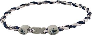 Eagles Wings NFL Cowboys Titanium Twist Necklaces