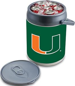 Picnic Time University of Miami Can Cooler