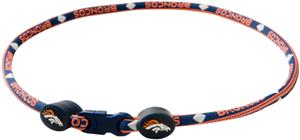 Eagles Wings NFL Broncos Titanium Sport Necklaces