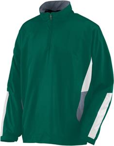 Augusta Sportswear Adult Half Zip Drive Pullover