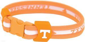 Eagles Wings NCAA Tennesse Titanium Sport Bracelet