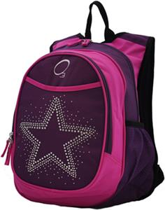 O3 Kids Bling Rhinestone Star Backpack With Cooler
