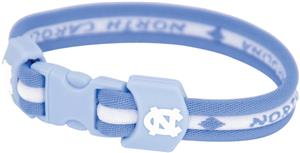 Eagles Wings NCAA NC Titanium Sport Bracelets