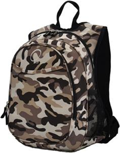 O3 Kids Camo Backpack With Cooler