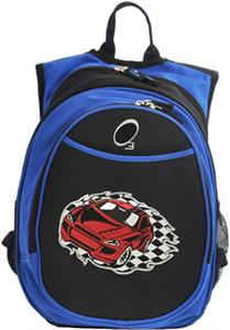 O3 Kids Racecar Backpack With Cooler