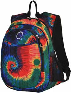 O3 Kids Tie Dye Backpack With Cooler
