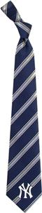 Eagles Wings MLB New York Yankees Woven Poly 1 Tie