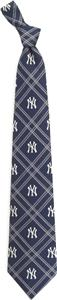 Eagles Wings MLB New York Yankees Woven Poly 2 Tie