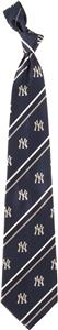 Eagles Wings MLB NY Yankees Cambridge Stripe Tie