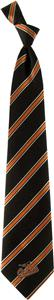 Eagles Wings MLB Baltimore Orioles Woven Poly1 Tie
