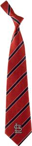 Eagles Wings MLB Cardinals Woven Poly 1 Tie