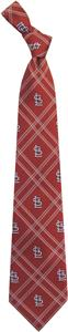 Eagles Wings MLB Cardinals Woven Poly 2 Tie