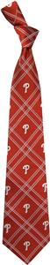 Eagles Wings MLB Phillies Woven Poly 2 Tie
