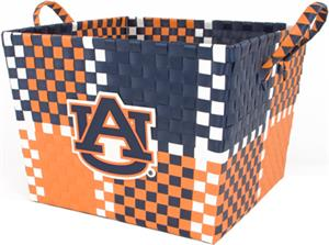 Eagles Wings NCAA Auburn Woven Basket