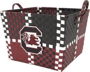 Eagles Wings NCAA South Carolina Woven Basket