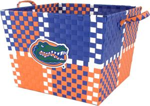 Eagles Wings NCAA Florida Woven Basket