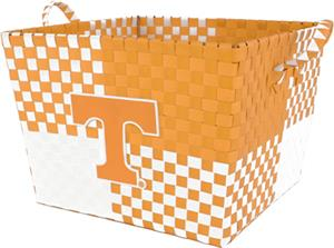 Eagles Wings NCAA Tennessee Woven Basket