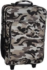 O3 Kids Camo Suitcase With Cooler