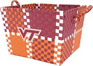 Eagles Wings NCAA Virginia Tech Woven Basket